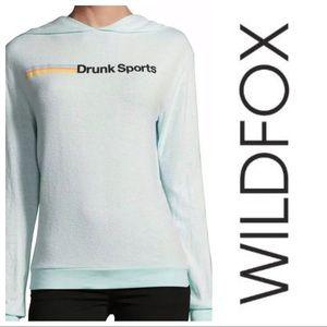 WildFox Drunk Sports Gypsy Hoodie
